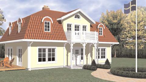 bygga herrgårdsliknande hus